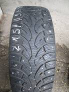 Bridgestone Noranza 2. Зимние, шипованные, износ: 20%, 1 шт