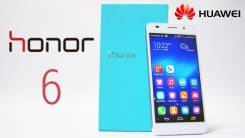 Huawei Honor 6. Новый