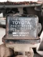 Реле накала. Toyota: Vista, Cressida, Camry, Mark II, Cresta, Chaser Двигатели: 2CT, 2L, 2LT