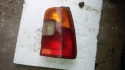 Габаритный огонь. Toyota Corolla