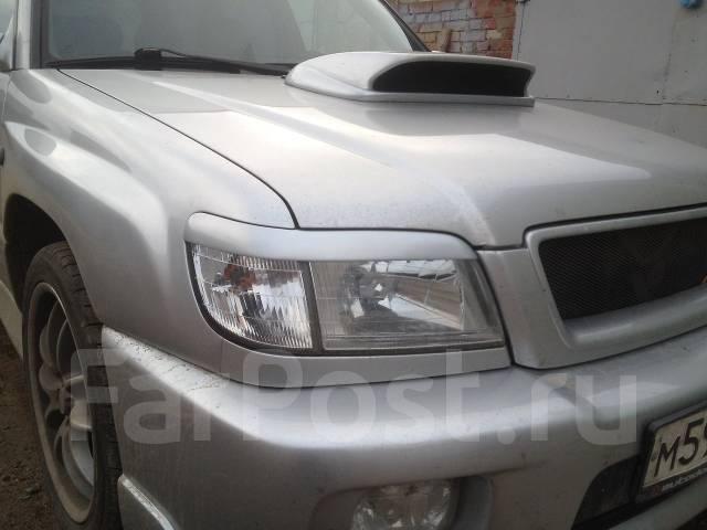 Накладка на фару. Subaru Forester, SF9, SF5, SF6