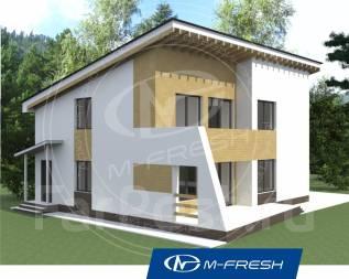 M-fresh Safari (Покупайте сейчас проект со скидкой 20%! ). 200-300 кв. м., 2 этажа, 4 комнаты, комбинированный