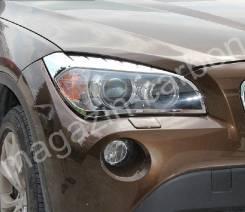 Накладка на фару. BMW X1, E84. Под заказ
