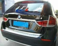 Накладка на бампер. BMW X1, E84. Под заказ