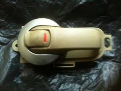 Ручка двери внутренняя. Nissan Tiida Latio Nissan Tiida