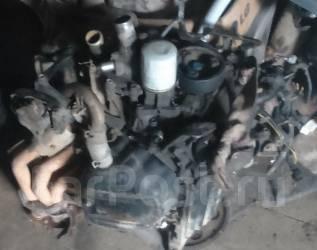 Двигатель в сборе. Toyota Estima Lucida, TCR20G Двигатель 2TZFE