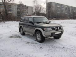 Nissan Patrol. Y61, ZD30