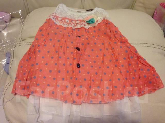 275e00887a4 Платье на малышку - Детская одежда во Владивостоке