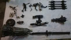 Механическая коробка переключения передач. Subaru Forester, SG5, SG9, SG9L