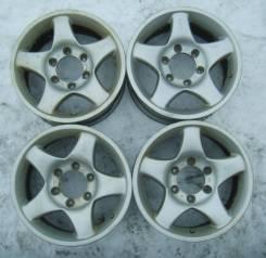 Bridgestone Alpha. 7.0x16, 6x139.70, ET20, ЦО 110,0мм.
