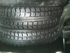 Dunlop ES801. Зимние, без шипов, 2008 год, износ: 20%, 2 шт