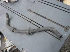 Патрубок турбины. Toyota Land Cruiser, FJ80, FJ80G Двигатель 3FE