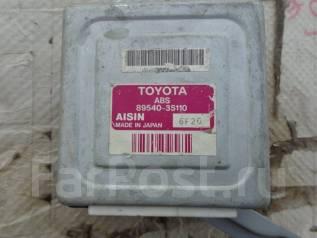 Блок abs. Toyota Hilux Surf, RZN185, VZN185, KZN185 Toyota 4Runner, VZN185 Двигатели: 5VZFE, 3RZFE, 1KZTE