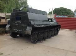 ГАЗ 71. Газ-71(ГТСМ)