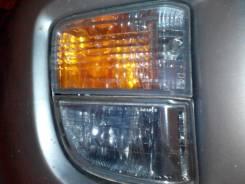 Повторитель поворота в бампер. Toyota RAV4, ZCA25, ZCA26, ACA26, CLA21, CLA20, ACA20, ACA23, ACA21, ACA22 Двигатели: 1CDFTV, 2AZFE, 1AZFSE, 1AZFE, 1ZZ...