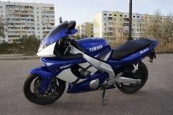 Yamaha YZF 600. 600 куб. см., исправен, птс, без пробега