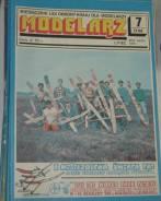 """Легендарный польский журнал """"Modelarz""""."""