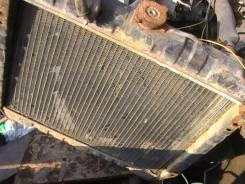 Радиатор охлаждения двигателя. Jeep