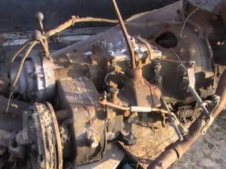 Механическая коробка переключения передач. Jeep