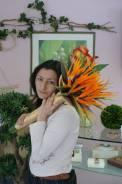 Флорист. Средне-специальное образование, опыт работы 5 лет