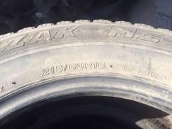 Bridgestone Blizzak MZ-01. Всесезонные, 2006 год, износ: 30%, 4 шт