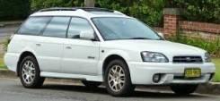 Ветровик на дверь. Subaru Outback Subaru Legacy