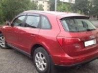 Ветровик на дверь. Audi Q5