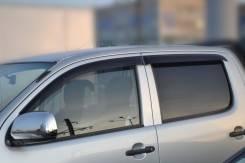 Ветровик на дверь. Toyota Hilux