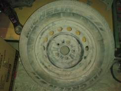 Колесо Michelin mxe Green 195/70 R14. 6.0x14 5x100.00 ET0 ЦО 60,0мм.