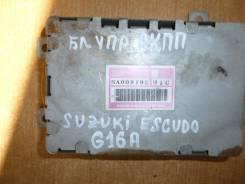 Продаётся ЭБУ автоматической коробкой передач Suzuki Escudo