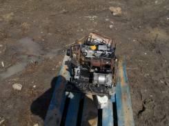 Двигатель рефкомпрессора. Hino Profia