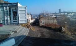 """Продам капитальный гараж в ГСК """"Луговой 28"""". Верхняя строчка. р-н Третья рабочая, 37кв.м., подвал. Вид снаружи"""