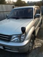 Капот. Toyota Land Cruiser Prado, KZJ95W, VZJ95W