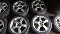Отличные диски для Субару/Тойота. 7.0x17, 5x100.00, ET48, ЦО 73,1мм.