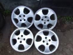 Opel. 6.5x6.5, 4x100.00, ET49, ЦО 56,5мм.