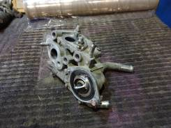 Корпус термостата. Honda CR-V, RM1, RE4, RE3 Двигатель R20A2