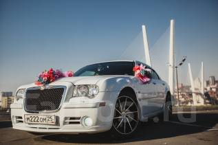 Chrysler 300C. С водителем