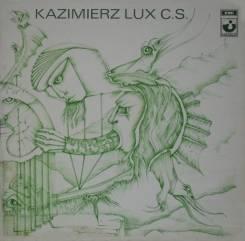 "CD Kaz Lux (Brainbox, J. Akkerman) ""C. S. "" 1972 Germany"