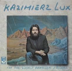 """CD Kaz Lux (Brainbox) """"I'm the worst partner I know"""" 1973 Germany"""