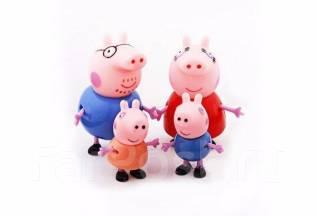 Свинка Пеппа - Семья свинки Пеппы