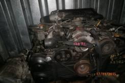 Двигатель. Subaru Legacy B4, BE5 Двигатель EJ20