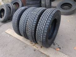 Dunlop DSV-01. Зимние, без шипов, 2008 год, износ: 5%, 4 шт