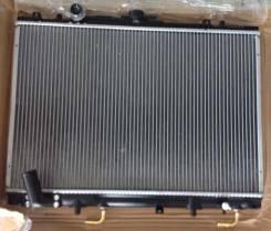Радиатор охлаждения двигателя. Mitsubishi Pajero Sport