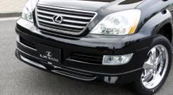 Накладка на бампер. Lexus GX470
