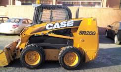 Case SR200. Продается фронтальный минипогрузчик CASE-SR200, 3 200 куб. см., 905 кг.