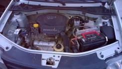 Вентилятор охлаждения радиатора. Renault Logan Двигатель K7J