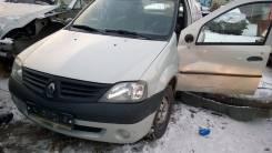 Подушка безопасности. Renault Logan Двигатель K7J