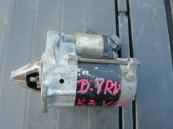 Стартер. Daihatsu YRV, M211G Двигатель K3VET