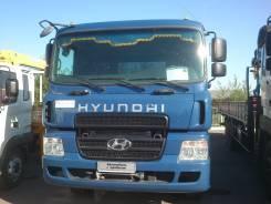 Hyundai HD500. HD500 седельный тягач 2011 г., 12 920 куб. см., 11 500 кг.