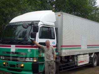 Водитель грузового автомобиля. Средне-специальное образование, опыт работы 17 лет